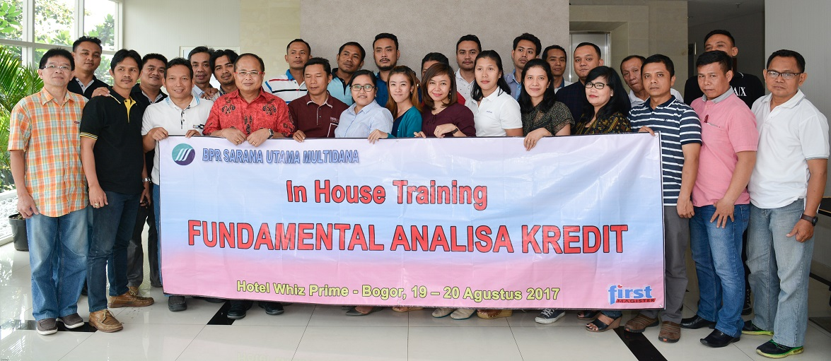 In house Training Fundamental Analisa Kredit