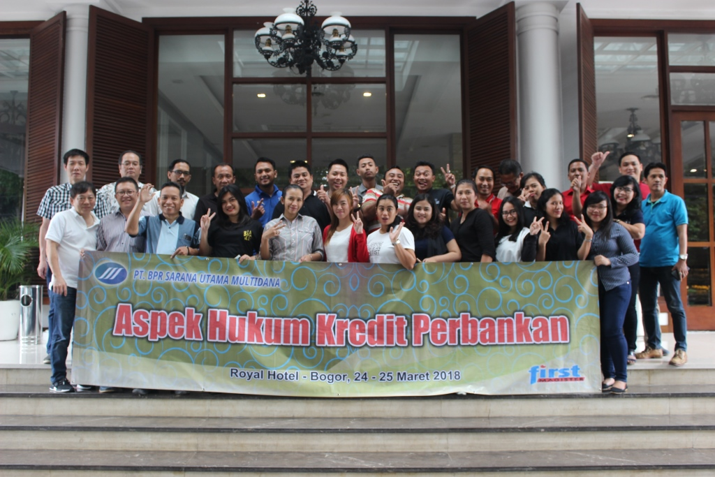 In House Training Aspek Hukum Kredit Perbankan