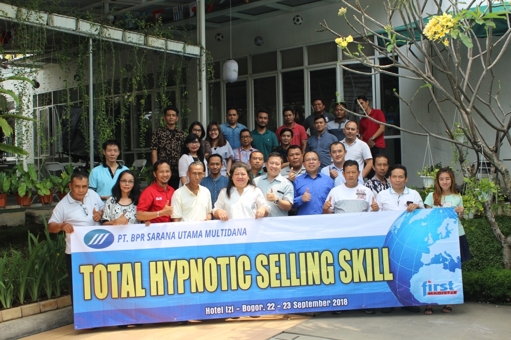 In House Training Total Hypnotic Selling Skill