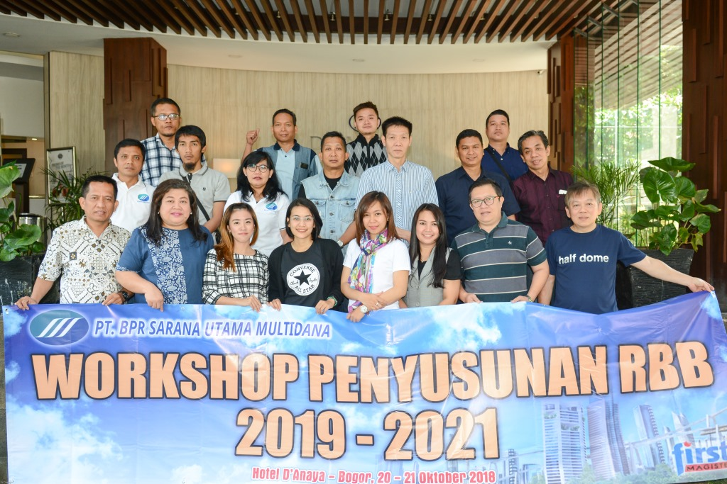 In House Training Penyusunan RBB 2019-2021