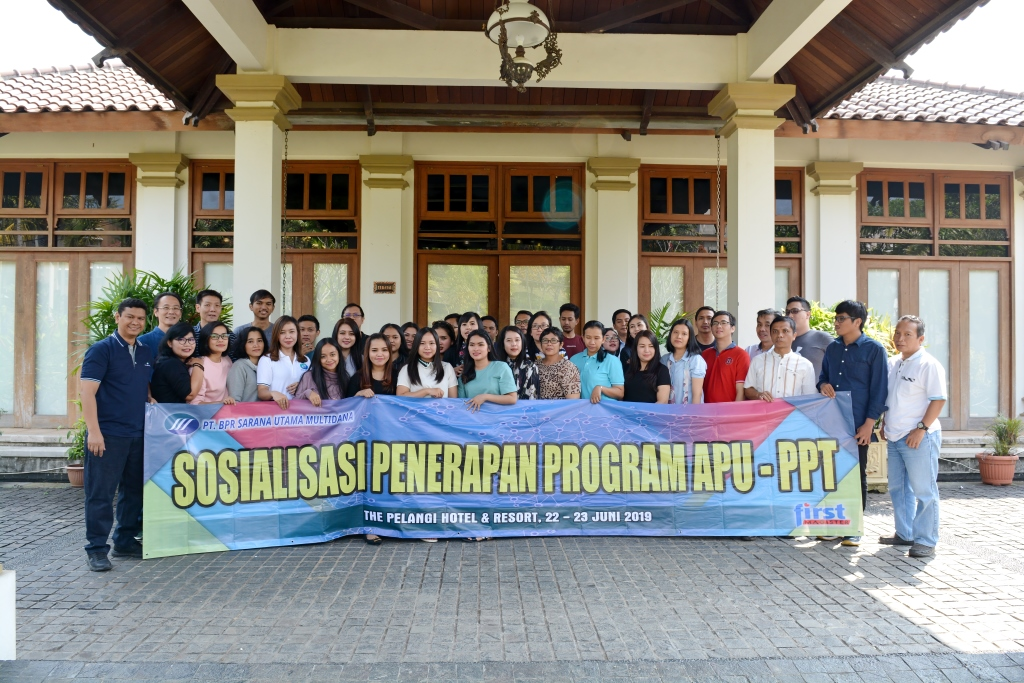 Sosialisasi Penerapan Program APU-PPT Training