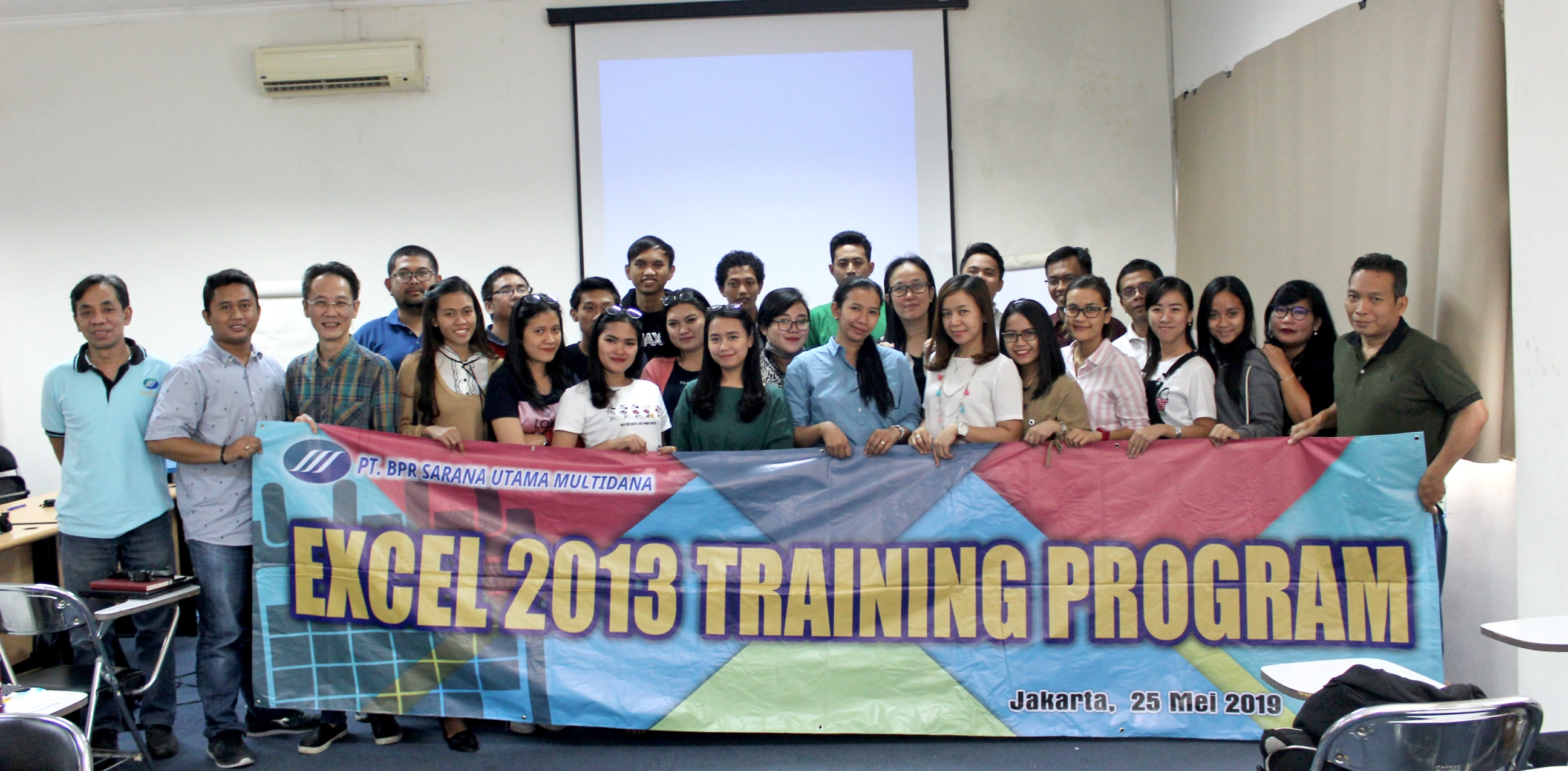 Excel 2013 Training Program